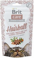 Лакомство Brit Care Hairball для кошек